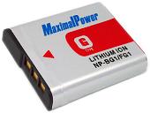 Аналог Sony NP-BG1/FG1 (MaximalPower 1300mAh). Аккумулятор для Sony DSC - H10/H50/W300 и пр., фото 1