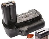 Аналог Sony VG-B30AM (Phottix BP-A350 Premium) + 2x NP-FM500H. Батарейная ручка для Sony A200, A300, A350