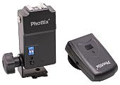 Радиосинхронизатор Phottix Tetra (PT-04 II) 4-канальный. Беспроводная синхронизация для фото, фото 1