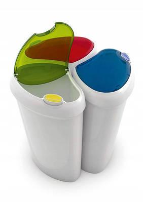 Контейнери та відра для сортування відходів