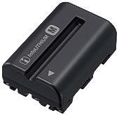 Sony NP-FM500H оригінальний. Акумулятор для Sony A200/A300/A500/A700/A900 [OEM], фото 1
