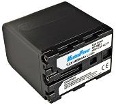 Аналог Sony NP-QM91 (MaximalPower 4800mAh). Аккумулятор для Sony DSC-S, DCR-TRV серии, фото 1