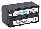 Аналог Sony NP-F750 (MaximalPower 4800mAh). Акумулятор для Sony HDR-FX1/FX7, HVR-V1U/Z7U, DCR-TR8100/VX2100 та ін.