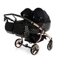 Tako Laret Imperial Duo - функциональная коляска для двоих детей