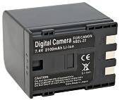 Аналог Canon NB-2L22 (ElectroMex 2100mAh). Аккумулятор для Canon Elura, Optura, MV, ZR и др. серий, фото 1