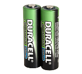 Duracell 2x AA 2650mAh