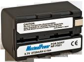 Аналог Sony NP-FS21 (MaximalPower 2720mAh). Акумулятор для Sony DCR-PC1-5, DSC-P20-50, DSC-F55, DSC-F505 та ін.