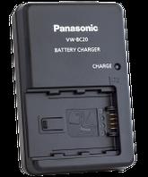 Зарядний пристрій Panasonic VW-BC20 для акумуляторів Panasonic VW-VBN130, VW-VBN260, фото 1