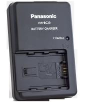 Зарядний пристрій Panasonic VW-BC20 для акумуляторів Panasonic VW-VBN130, VW-VBN260