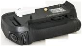 Аналог Nikon MB-D12 з Магнієвого сплаву (Phottix BG-D800M Magnesium). Батарейна ручка для Nikon D800, D810, фото 1