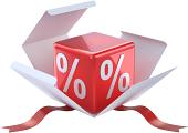 Модуль знижок по товарам і категоріям для Інтернет-магазину на базі ShopCMS, фото 1