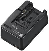 Универсальное зарядное устройство Sony BC-QM1 оригинальное для аккумуляторов InfoLithium серии V, H, P, M, W, фото 1