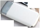 Стильная батарея Joyroom JR-D121 на два USB-выхода с LCD дисплеем на 10 000 mAh