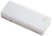 Красивая батарея Love V1 на два USB-выхода на 10 000 mAh, фото 1