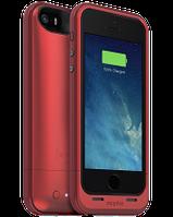Аккумуляторный чехол Mophie Juice Pack Plus для iPhone 5/5S/SE на 2100mAh [Красный], фото 1