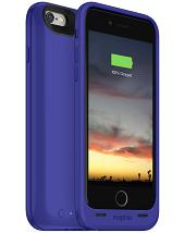 Аккумуляторный чехол Mophie Juice Pack Air для iPhone 6/6S на 2750mAh [Пурпурный]