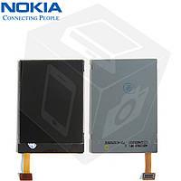 Дисплей (LCD) для Nokia N76 (внутренний), оригинал