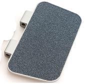 Овальні відкидні педалі для моноколес Gotway [Права, Срібний], фото 1