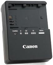 Зарядний пристрій Canon LC-E6E оригінал для акумуляторів Canon LP-E6 (Canon 7D, 60D, 5D Mark II / III) [OEM]