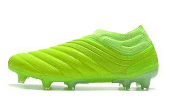 Бутсы adidas Copa 20+ FG Light green