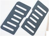 Набор абразивных накладок на педали для моноколес Gotway серии MSuper