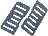 Набор абразивных накладок на педали для моноколес Gotway серии MSuper, фото 1