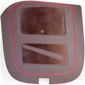 Боковой клапан корпуса моноколеса Gotway MSuper V3 (Cover) [Левая]