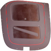 Боковой клапан корпуса моноколеса Gotway MSuper V3 (Cover) [Левая], фото 1