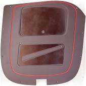 Бічний клапан корпусу моноколеса Gotway MSuper V3 (Cover) [Права]