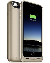 Аккумуляторный чехол Mophie Juice Pack для iPhone 6 plus/6S plus на 2600mAh [Золотой]