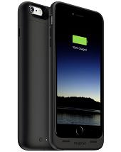 Аккумуляторный чехол Mophie Juice Pack для iPhone 6 plus/6S plus на 2600mAh [Черный]