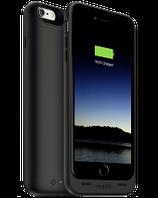 Аккумуляторный чехол Mophie Juice Pack для iPhone 6 plus/6S plus на 2600mAh [Черный], фото 1