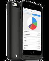 Аккумуляторный чехол с дополнительной памятью Mophie Space Pack для iPhone 6 plus / 6S plus на 2600mAh, фото 1