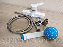 Смеситель для душа и ванны из термопластичного пластика SW Brinex 40W 010-001