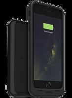 Ударостійкий акумуляторний чохол Mophie Juice Pack для iPhone 6 plus/6S plus на 2420mAh [Чорний, Чохол + станція], фото 1