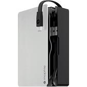 Внешняя батарея Mophie PowerStation Plus 8X со встроенным micro-USB кабелем на 12000mAh, фото 1