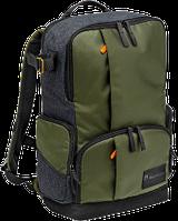 Manfrotto Street Camera and Laptop Backpack - універсальний рюкзак для фотокамери, аксесуарів і ноутбука