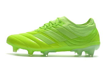 Бутсы adidas Copa 20.1 FG Light green