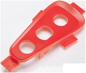 Тримач роз'ємів для моноколес Gotway MSuper [Червоний], фото 1
