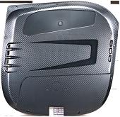 Боковая крышка корпуса моноколеса Gotway MSuper X [Левая], фото 1