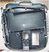 Основний корпус для моноколеса Gotway MSuper X / Pro [Права]