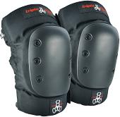 Защита коленей Triple Eight (KP22) для роллера, скейта, моноциклиста [X-Large]