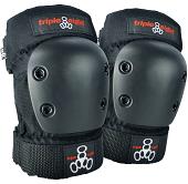 Захист ліктів Triple Eight (EP55) для ролера, скейта, моноциклиста [X-Large], фото 1