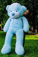 Плюшевый мишка Голубой 200 см., фото 1