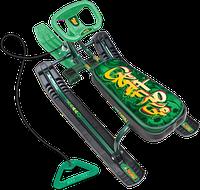 СНЕГОКАТ «ТИМКА СПОРТ»ТС-1 Зеленый графитти