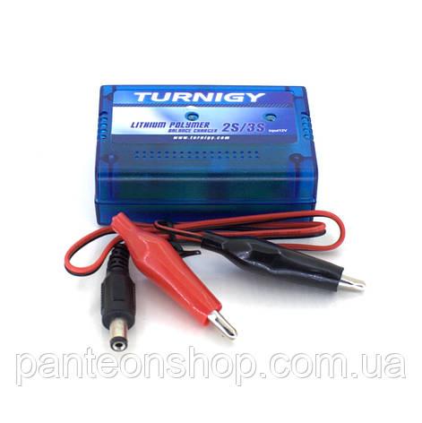 SFTRC Зарядний пристрій LiPo Turnigy 2S-3S, фото 2