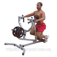 Тяга к груди с упором Body-Solid Seated Row Machine