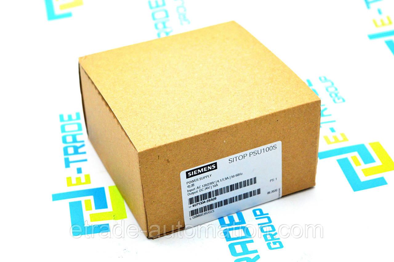 Блок питания Siemens 6EP1334-2BA20