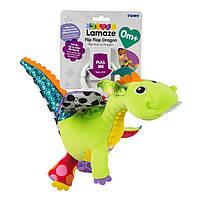 Развивающая игрушка для малышей 'Дракоша'