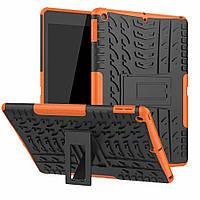 Чехол Armor Case для Apple iPad 5 2017 / iPad 6 2018 Orange